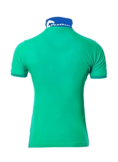 Panthzer  Tandil Erkek Polo T-Shirt Yeşil